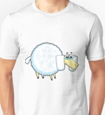 sheep, animal farm Unisex T-Shirt