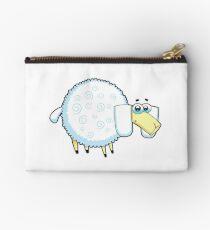 sheep, animal farm Studio Pouch