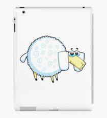 sheep, animal farm iPad Case/Skin