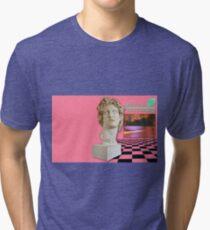 Macintosh Plus 420 Tri-blend T-Shirt