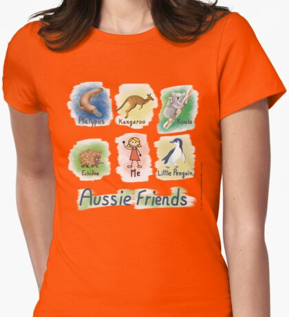 Me and My Aussie Friends - Girl T-Shirt