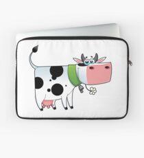 cow animal farm for kid Laptop Sleeve