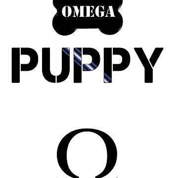 Omega Puppy by pupsparks92