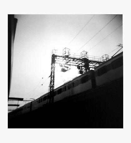 latent quarter Photographic Print