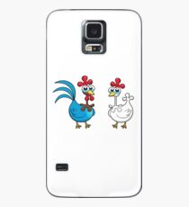 chicken animal farm and kid Case/Skin for Samsung Galaxy