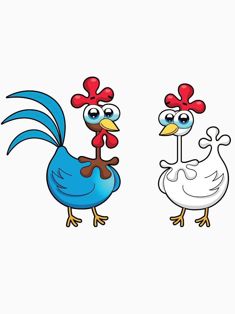 chicken animal farm and kid by kidshop