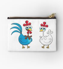 chicken animal farm and kid Studio Pouch