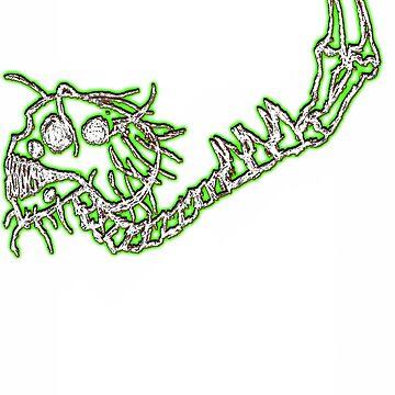 Grotesque Bones I by ErnstderLage