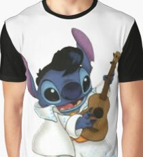 Elvis stitch Graphic T-Shirt