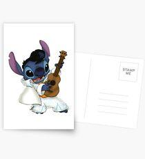 Postales Punto de Elvis