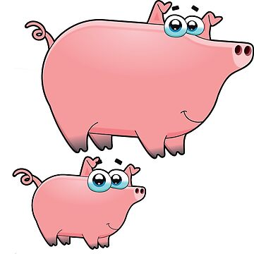 pig an piggy animal farm for kid by kidshop