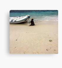 Bonaire  Canvas Print