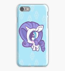 Weeny My Little Pony- Rarity iPhone Case/Skin