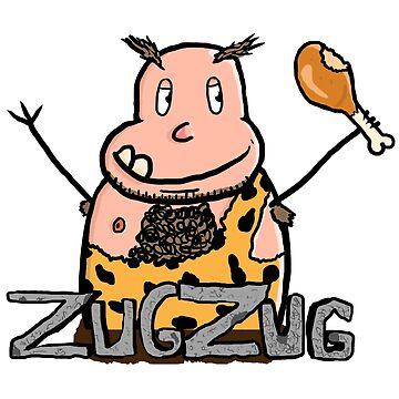 ZUG ZUG by nethulmeow