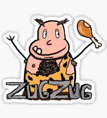 ZUG ZUG Sticker