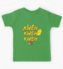 Chocobo (Final Fantasy) - Kweh! Kids Tee