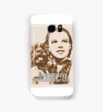 Wizard of Oz Dorothy Samsung Galaxy Case/Skin