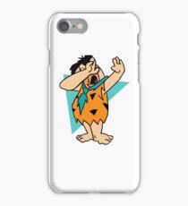 Fred Flinstone Dab iPhone Case/Skin