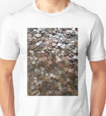 Time for Change (coins) T-Shirt