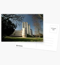 Donjon, Medieval City, Loches, France, Europe 2012 Postcards