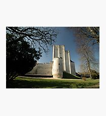 Donjon, Medieval City, Loches, France, Europe 2012 Photographic Print