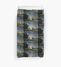 Donjon, Medieval City, Loches, France, Europe 2012 Duvet Cover