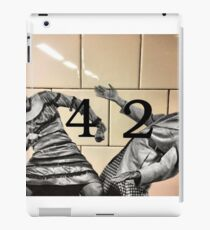 Forty Second iPad Case/Skin