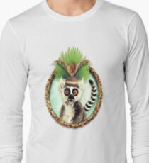 King Julian Long Sleeve T-Shirt