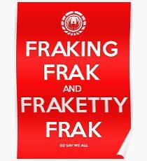 FRAK Poster