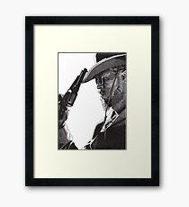 Jamie Framed Print