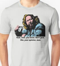 The Big Lebowski and Philosophy 1 Unisex T-Shirt