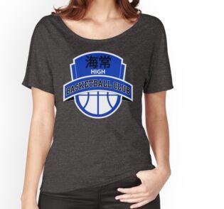 Quot Kaijo High Basketball Club Logo 2 Quot T Shirts Amp Hoodies