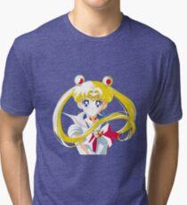 Sailor moon S Tri-blend T-Shirt