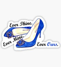 Carrie Bradshaw - Sex & The City Sticker