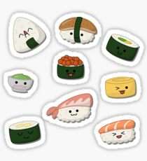 Food - Sushi Sticker