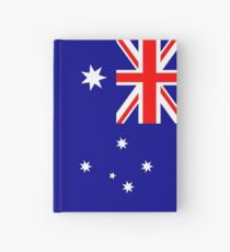Australien Flagge Notizbuch