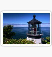 Cape Meares Lighthouse Sticker