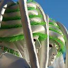 Aliens! Piazza San Marco, Venice by woolcos