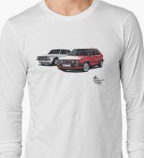 Golf GTI mk1 mk2 Long Sleeve T-Shirt