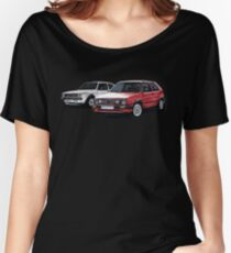 Golf GTI mk1 mk2 Women's Relaxed Fit T-Shirt