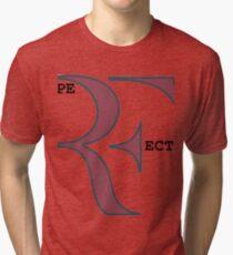 Roger Federer (peRFect) Tri-blend T-Shirt