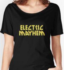 Electric Mayhem Women's Relaxed Fit T-Shirt