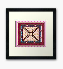 cute cool style gifts Framed Print