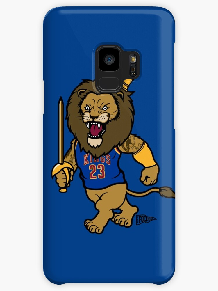 akron kings mascot cases skins for samsung galaxy by