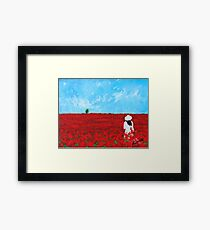 Being a Woman #4 Framed Print