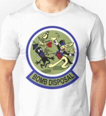 WWII Bomb Disposal Unisex T-Shirt