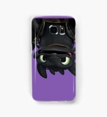Upside Down Toothless Samsung Galaxy Case/Skin