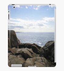 Peggy's cove, Nova Scotia, Canada iPad Case/Skin