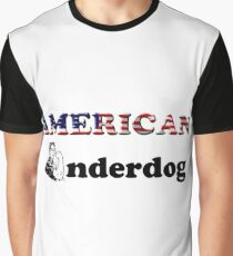 American Underdog - Woman I Graphic T-Shirt