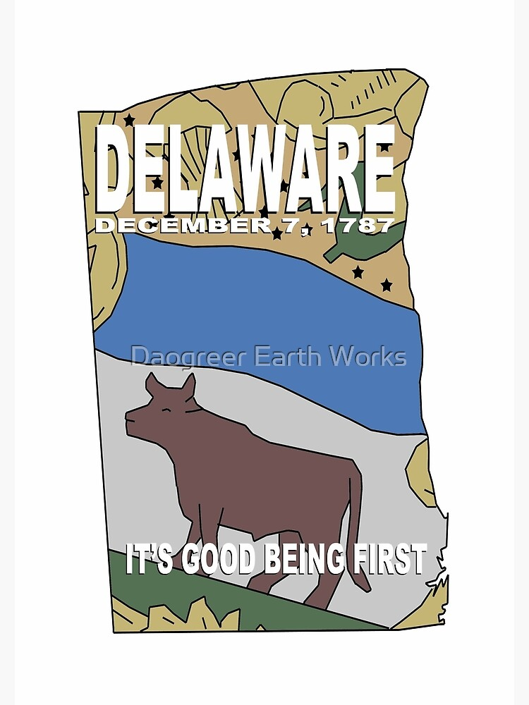 Delaware by DaogreerEarth